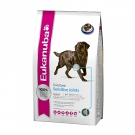 Eukanuba Sensitive Joints koeratoit 12,5kg