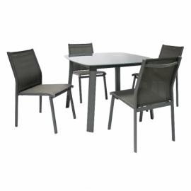 Komplekt VIGO laud ja 4 tooli