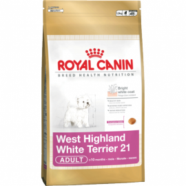 ROYAL CANIN WEST HIGHLAND WHITE TERRIER koeratoit 3 KG