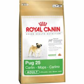 ROYAL CANIN PUG 25 koeratoit 3kg