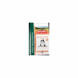 BiOMill kassitoit Selective lõhega 10kg