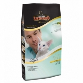 LEONARDO LIGHT RICH & POULTRY kassitoit 7,5kg