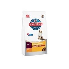 Hill´s SP Feline Adult Hairball + Urinary kassitoit 3KG