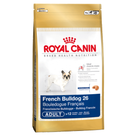Royal Canin French Bulldog 26 Adult 3kg koeratoit