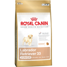 Royal Canin Labrador Retriever 33 Junior 12 kg koeratoit