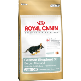 Royal Canin German Shepherd 30 Junior 12 kg koeratoit