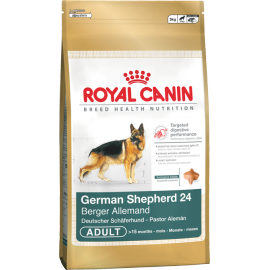 Royal Canin German Shepherd 24 Adult 12 kg koeratoit