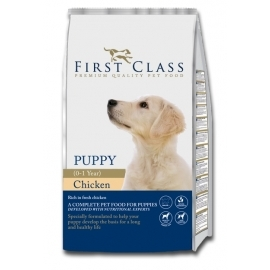 First Class Puppy Chicken koeratoit 12kg