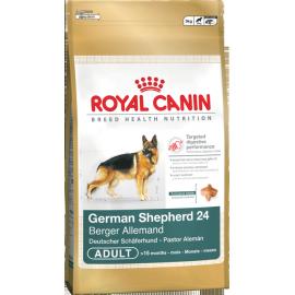 Royal Canin German Shepherd 24 Adult 3 x 14kg koeratoit