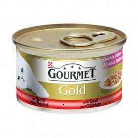 GOURMET GOLD kassikonserv küülik/maks 85g x 48tk