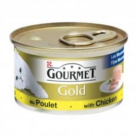 GOURMET GOLD kassikonserv tuunikalaga pasteet 85g x 48tk