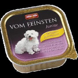 Animonda Vom Feinsten junior looma- ja linnulihaga pasteet 22x150g