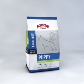 ARION koeratoit ORIGINAL PUPPY LARGE BREED CHICKEN & RICE 3kg