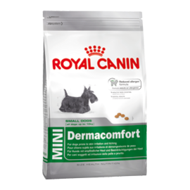 Royal Canin Mini Dermacomfort 2kg koeratoit