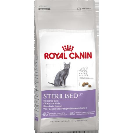 Royal Canin Sterilised 37 4kg kassitoit