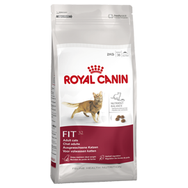 Royal Canin Fit 32 4kg kassitoit