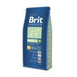 BRIT PREMIUM Junior XL koeratoit 15kg