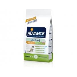 ADVANCE kassitoit steriliseeritud kassile 3kg