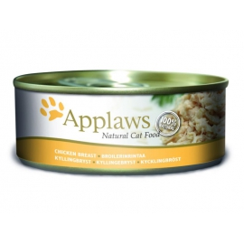 Applaws kanaga konserv kassidele 24x156g