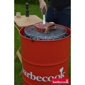 Barbecook söegrill EDSON RED