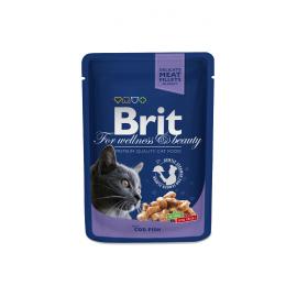 Brit Premium kassikonserv Cod Fish 24x100g