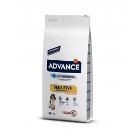Advance koeratoit Sensitive Salmon & Rice 12kg