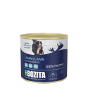 Bozita koeratoit Lamb 12x625g