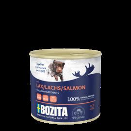 Bozita koeratoit Salmon 12x625g