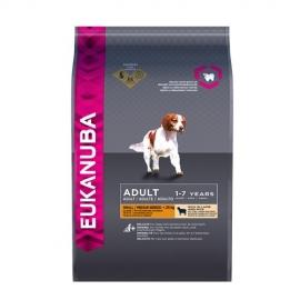 Eukanuba Lamb & Rice väikse- ja keskmisekasvulistele koertele 12kg