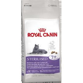 Royal Canin Sterilised +7 7kg kassitoit