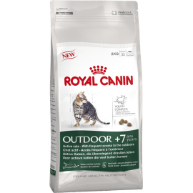 Royal Canin Outdoor +7 4kg kassitoit