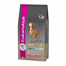 Eukanuba Lamb & Rice koeratoit suurtele tõugudele 12kg