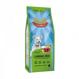 Hau Hau lammas-riisi koeratoit täiskasvanud koertele 15kg