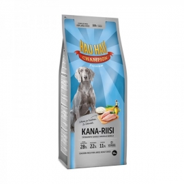 Hau Hau kana-riisi koeratoit suurt kasvu koertele 15kg