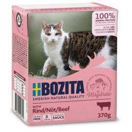 Bozita kassikonserv Beef in Sauce 16x370g