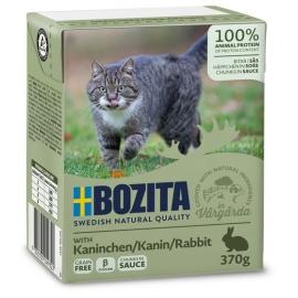 Bozita kassikonserv Rabbit in Sauce 16x370g