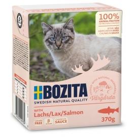 Bozita kassikonserv Salmon in Sauce 16x370g