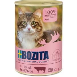Bozita kassikonserv Paté with Beef 6x410g