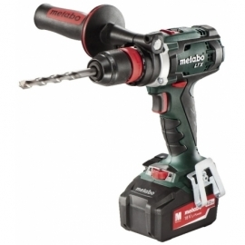 Akutrell Metabo BS 18 LTX Quick / 5,2 Ah