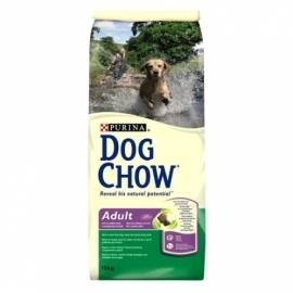 DOG CHOW ADULT koeratoit lambaliha ja riisiga 14kg