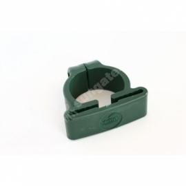 Kergpaneeli plastist kinnitusvõru Ø 50 mm SG-postile, roheline, 5tk
