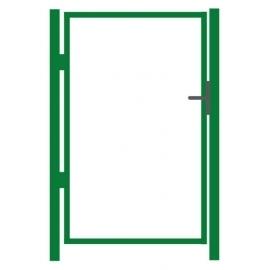 Jalgvärava raam zn+värv 100x125cm