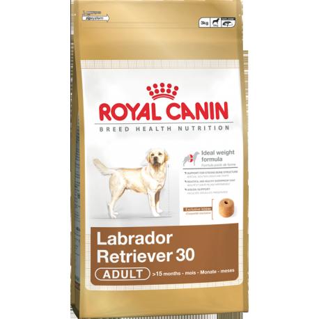 Royal Canin Labrador Retriever 30 Adult 12kg koeratoit