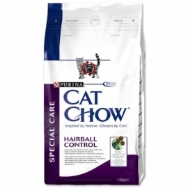 CAT CHOW  ADULT HAIRBALL kassitoit 3kg
