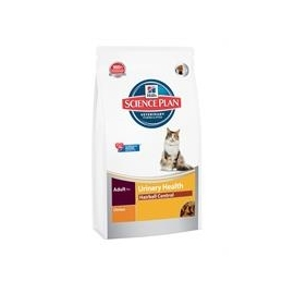 Hill´s SP Feline Adult Hairball + Urinary kassitoit 3KG
