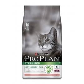 PRO PLAN kassitoit steriliseeritud kassile lõhe 10kg