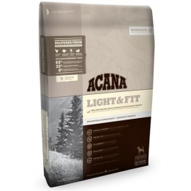 Acana koeratoit Heritage 25 adult light & fit 11,4kg teraviljavaba