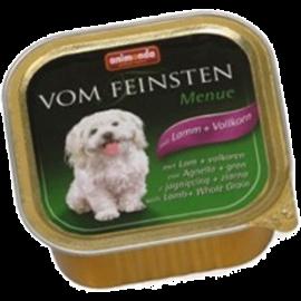 Animonda Vom Feinsten koeratodu konserv lambaliha ja teraviljaga 22x150g