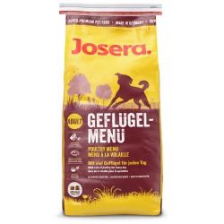 Josera Poultry Menu koeratoit 15kg