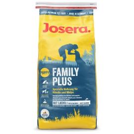 Josera Family Plus koeratoit 15kg